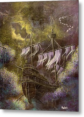 Deep Peace Metal Print