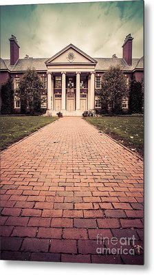 Deerfield Academy Metal Print by Edward Fielding