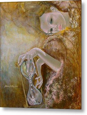 Deja Vu Metal Print by Dorina  Costras