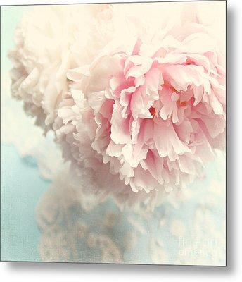 Delicate Metal Print by Sylvia Cook