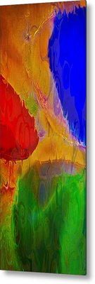 Delicious Colors Metal Print by Omaste Witkowski
