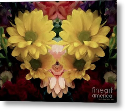 Metal Print featuring the photograph Delightful Bouquet by Luther Fine Art