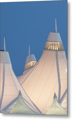 Denver International Airport Metal Print