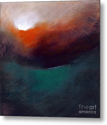 Depth Charged Metal Print by Neil McBride