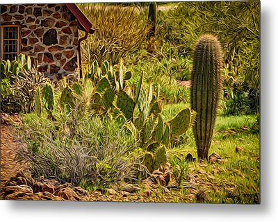 Metal Print featuring the photograph Desert Dream by Mark Myhaver