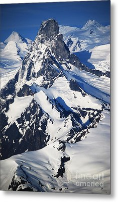 Metal Print featuring the photograph Devil's Thumb From The Air by Cynthia Lagoudakis