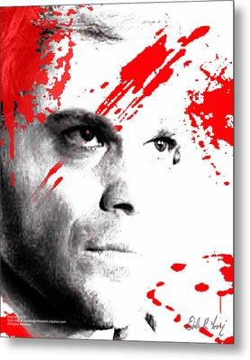 Dexter Dreaming Metal Print