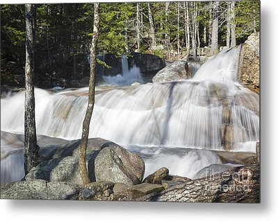 Dianas Bath - North Conway New Hampshire Usa Metal Print by Erin Paul Donovan
