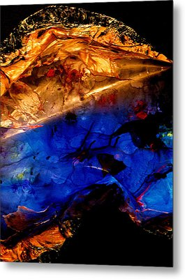Dichotomy Lll Metal Print by Colleen Cannon