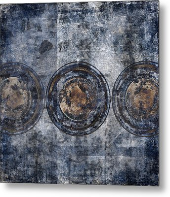 Different Worlds Metal Print by Carol Leigh