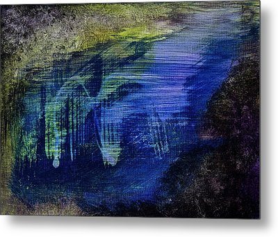 Dig Metal Print by Tracey Myers