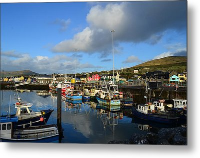 Dingle Metal Print by Barbara Walsh