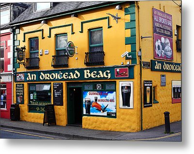 Dingle County Kerry Ireland Metal Print