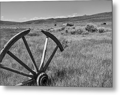 Discarded Metal Print by Jon Glaser