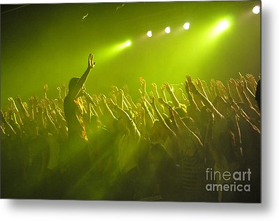 Disciple-kevin-9547 Metal Print by Gary Gingrich Galleries