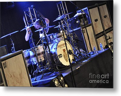 Disciple-trent-8843 Metal Print by Gary Gingrich Galleries
