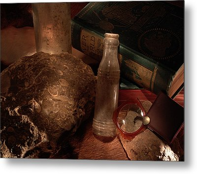 Discovery Metal Print by Daniel Alcocer
