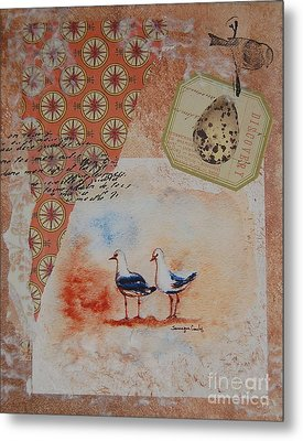 Discovery  Metal Print by Tamyra Crossley