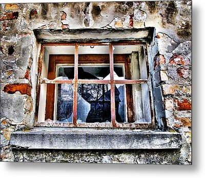 Disrespected Metal Print by Marianna Mills