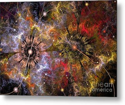 Distant Cosmos Metal Print by Svetlana Nikolova