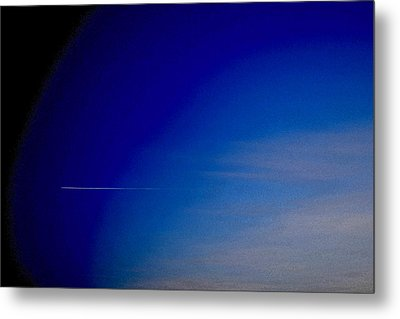 Distant Flight 5  Metal Print