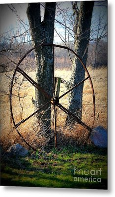 Distant Past Metal Print