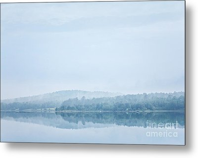 Distant Shore Metal Print by Susan Cole Kelly Impressions