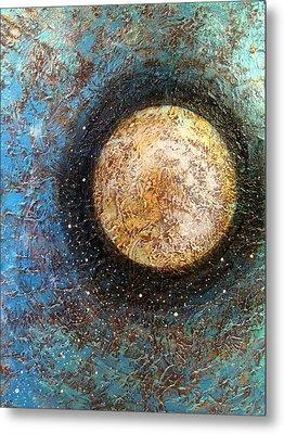 Divine Solitude Metal Print by Sharon Cummings