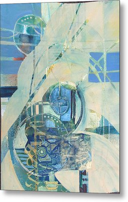 Do Not Leave Important Words Unsaid Metal Print by Patricia Mayhew Hamm