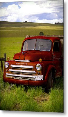 Dodge - Best Years Remembered Metal Print