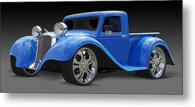 Dodge Pickup Metal Print by Mike McGlothlen