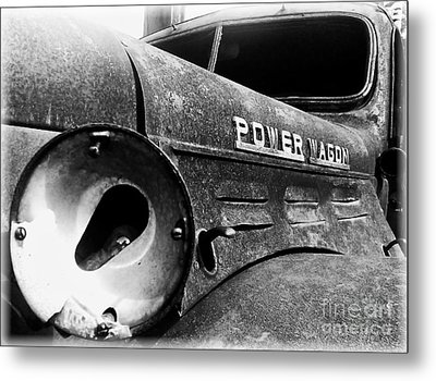 Dodge - Power Wagon 1 Metal Print
