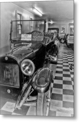 Dodge Touring Metal Print by Larry Bishop