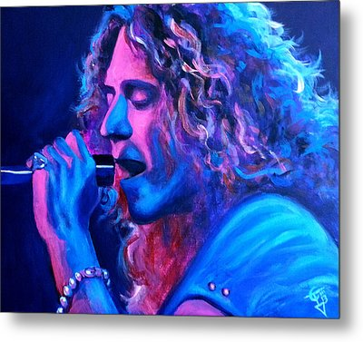 Does Anybody Remember Laughter? Metal Print by Tom Carlton