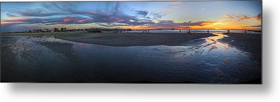Dog Beach San Diego  Metal Print