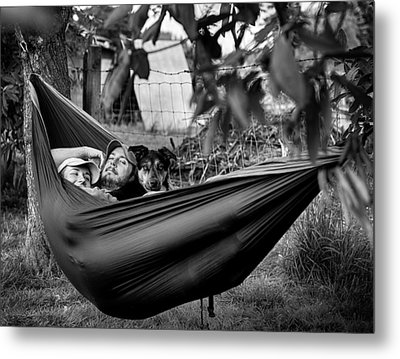 Dog Day Afternoon Metal Print by Gary Neiss