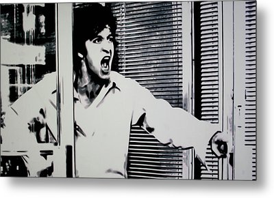 Dog Day Afternoon Metal Print by Luis Ludzska