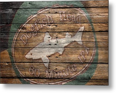 Dogfish Head Metal Print by Joe Hamilton