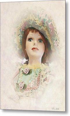 Doll 624-12-13 Marucii Metal Print by Marek Lutek