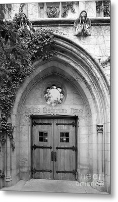 Dominican University Lewis Memorial Hall Metal Print by University Icons