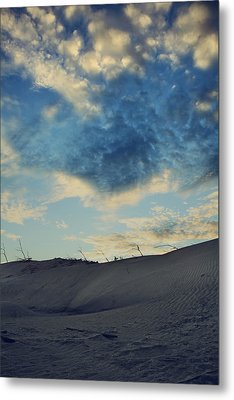 Don't Tell Me Goodbye Metal Print by Laurie Search