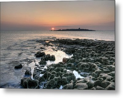 Doolin Sunset Metal Print by John Quinn