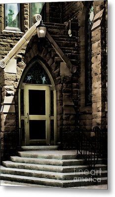 Door To Sanctuary Series Image 4 Of 4 Metal Print