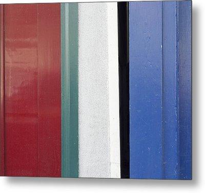 Doorframes Metal Print by Stuart Hicks