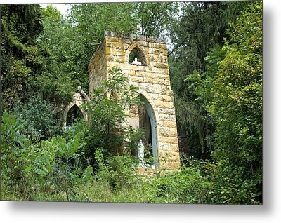 Dorchester Grotto Metal Print by Bonfire Photography