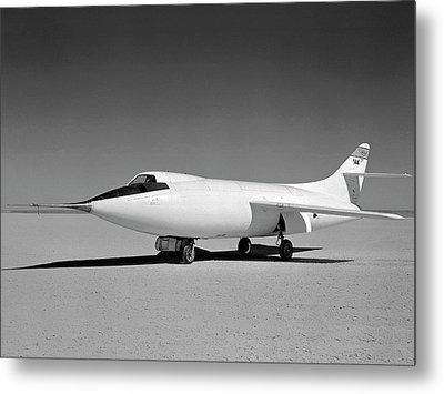 Douglas D-558-2 Skyrocket Test Plane Metal Print by Nasa