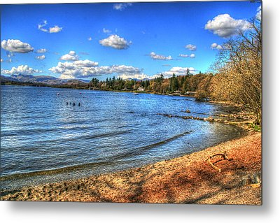 Metal Print featuring the photograph Down By The Riverside by Doc Braham