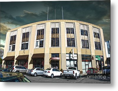Downtown Pomona - 02 Metal Print by Gregory Dyer