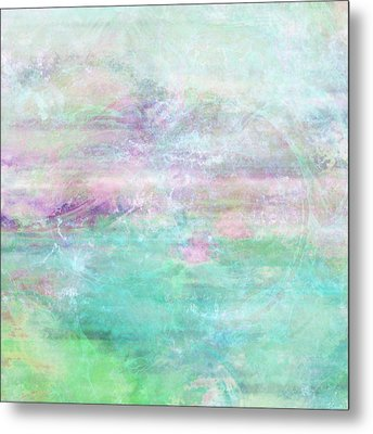 Dream - Abstract Art Metal Print by Jaison Cianelli