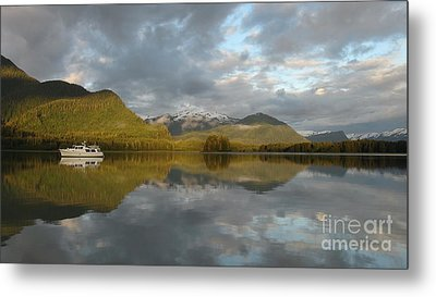 Dream Anchorage Metal Print